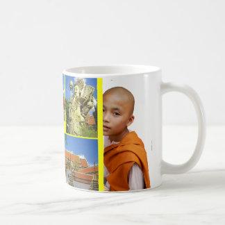 Thailand, Bangkok, Multiview Kaffeetasse