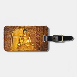 Thailand Buddha Gepäckanhänger