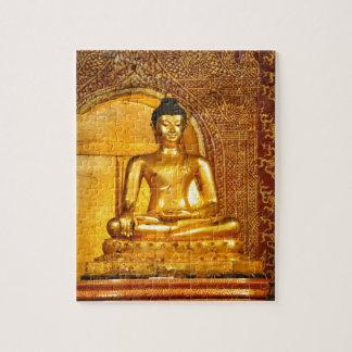 Thailand Buddha Puzzle