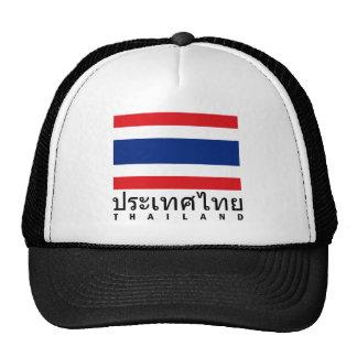 Thailand-Flagge Kult Kappen