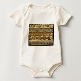 Thailand garudas baby strampler