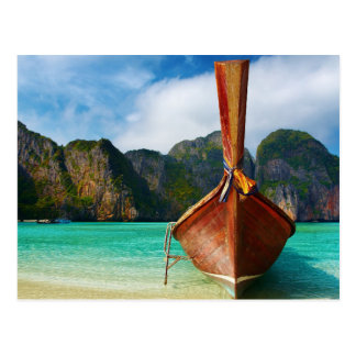 Thailand Postkarte