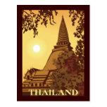 Thailand Postkarten