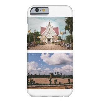 Thailand-Tempel-lokaler Garten Buriram Barely There iPhone 6 Hülle