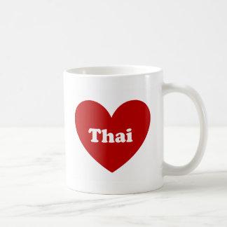 Thailändisch Kaffeetasse