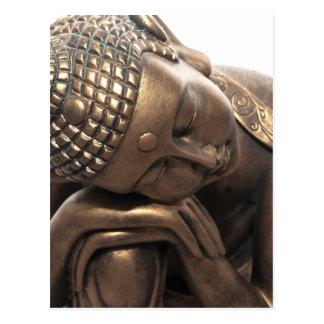 Thailändischer Buddha Postkarte