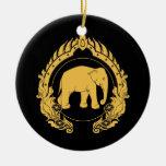 Thailändischer Elefant Ornamente
