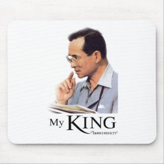 Thailändischer König Bhumibol Adulyadej das große Mousepad