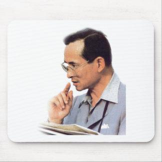Thailändischer König Bhumibol Adulyadej - Mousepad