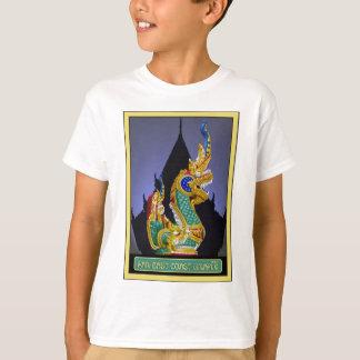 Thailändischer Naga-Tempel-Wächter T-Shirt