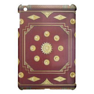 Thailändischer Pavillon-Innere-Entwurf iPad Mini Hülle