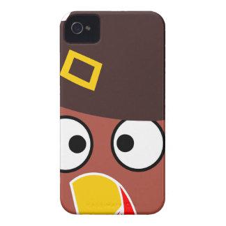 thanksgiving_turkey_pilgrim_hat2 Case-Mate iPhone 4 hüllen
