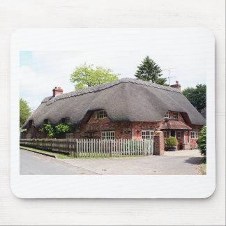 Thatched Hütte, Vereinigtes Königreich 12 Mousepad