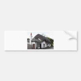 Thatched Hütte, Vereinigtes Königreich 3 Autoaufkleber