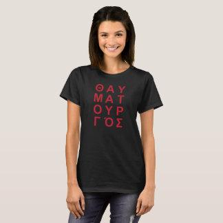 Thaumaturgos - Arbeitskraft von Wundern T-Shirt