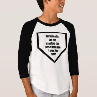 The Field 2 besitzen T-Shirt
