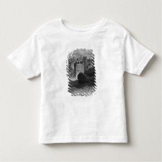 The Globe-Theater, Bankside, Southwark Kleinkinder T-shirt