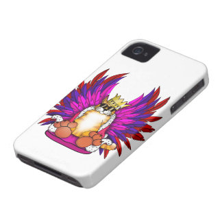 The King of the cats Case-Mate iPhone 4 Hülle