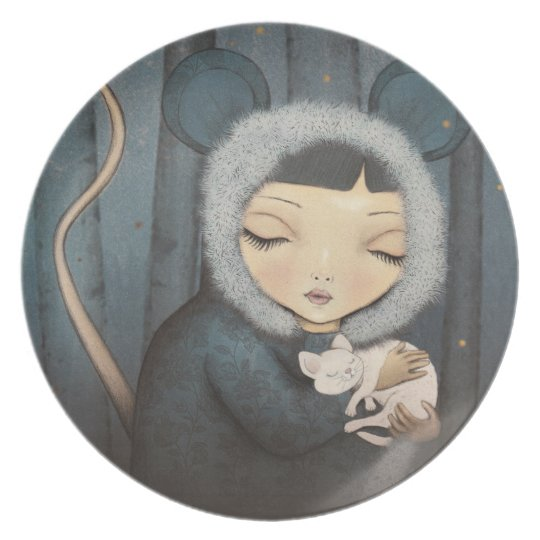 The Little Mouse Princess Teller