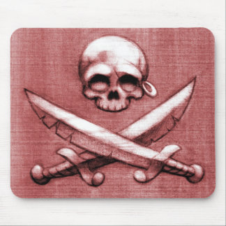 THE LITTLE PIRATE MOUSEPAD