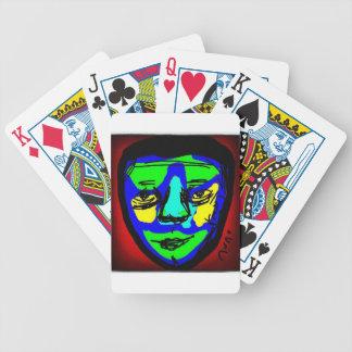 The Mask Spielkarten