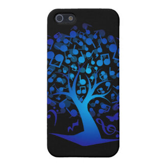 The_Music_Tree iPhone 5 Case