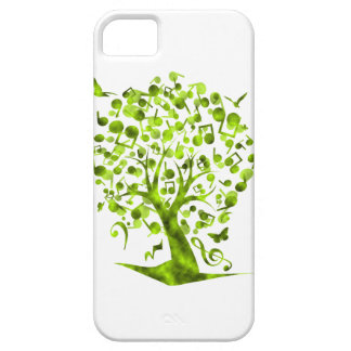 The_Music_Tree iPhone 5 Etui