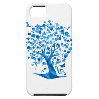 The_Music_Tree iPhone 5 Schutzhülle