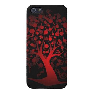 The_Music_Tree iPhone 5 Schutzhüllen
