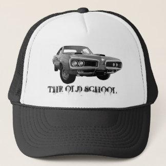 THE OLD SCHOOL CAR TRUCKERKAPPE