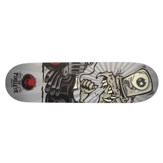 The Pixeleye - Monster I Skateboardbrett