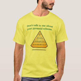 THE-PYRAMID, sprechen nicht mit mir über Ihr T-Shirt