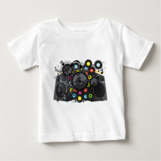 The_Sound_of_Silence Baby T-shirt