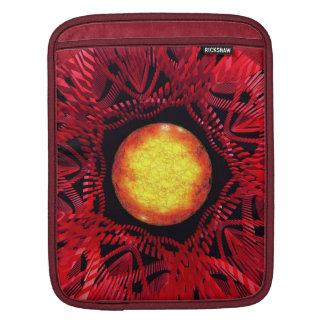 The Sun ist die Mitte Sleeve Für iPads