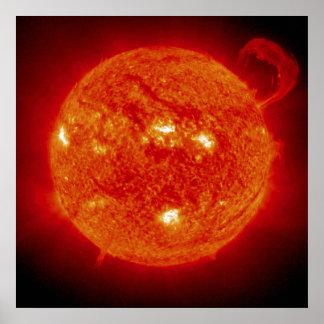The Sun Posterdrucke