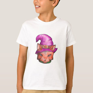 the witch cat T-Shirt