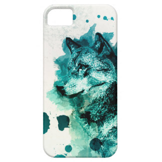 The Wolf iPhone 5 Etuis