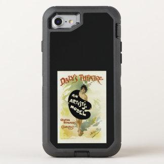 Theater gesunden Lebensjahres OtterBox Defender iPhone 8/7 Hülle