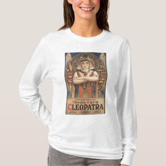 Theda Bara Kleopatra 1917 Vintage Werbung T-Shirt