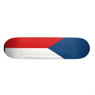 theech Republik tschechisch Skateboarddecks