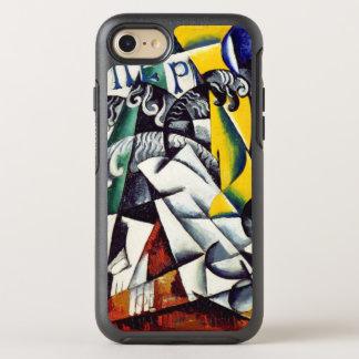 Thema von einem Färbergeschäft OtterBox Symmetry iPhone 8/7 Hülle