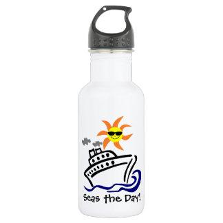 Themenorientierte Wasser-Reiseflasche 18oz Trinkflasche