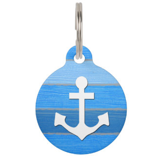 Themenorientierter nautischentwurf haustiermarke