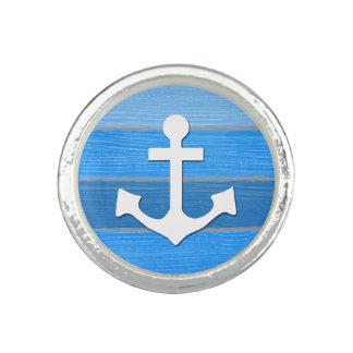 Themenorientierter nautischentwurf ring