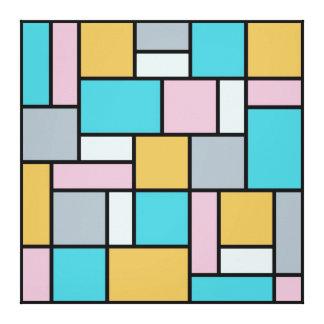 Theo van Doesburg - Zusammensetzung 17 - Mondrian Leinwanddruck