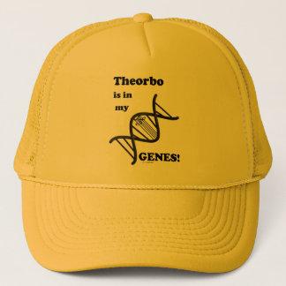 Theorbo ist in meinen Genen Truckerkappe