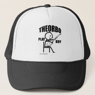 Theorbo Spiel-Junge Truckerkappe