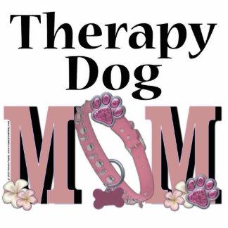 Therapie-Hund-MAMMA Fotofigur