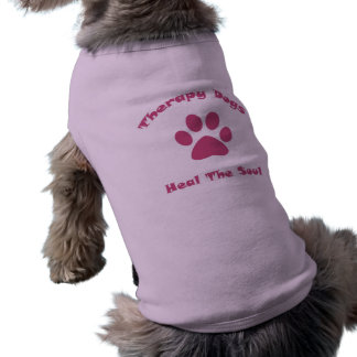 Therapie-Hunde heilen das Soul T-Shirt
