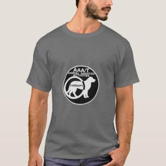THERAPIE-HUNDEtier UNTERSTÜTZTE TÄTIGKEITEN T-Shirt